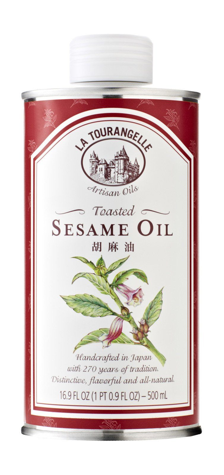 Food & Drink - La Tourangelle - Toasted Sesame Oil, 500ml