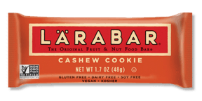 Food & Drink - Larabar - Cashew Bar, 45g