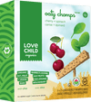 Food & Drink - Love Child - Oaty Chomps Cherry Spinach, 6x23g