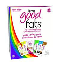 Food & Drink - Love Good Fats - Variety Pack, 12 X 39g