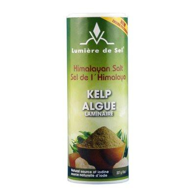 Food & Drink - Lumiere De Sel - Kelp Himalayan Salt - 227g
