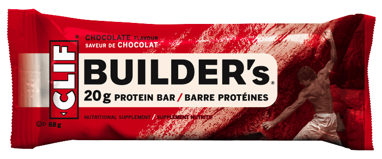 Food & Drink - Luna/Clif Bars - Chocolate Builder's Bar, 68g