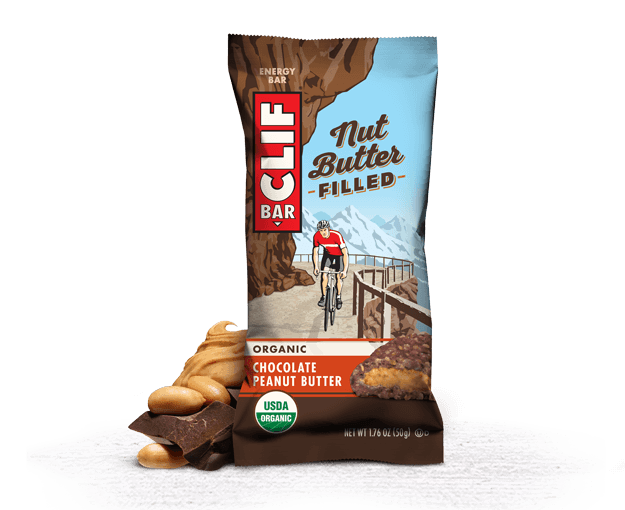 Food & Drink - Luna/Clif Bars - Chocolate Peanut Butter - 50g