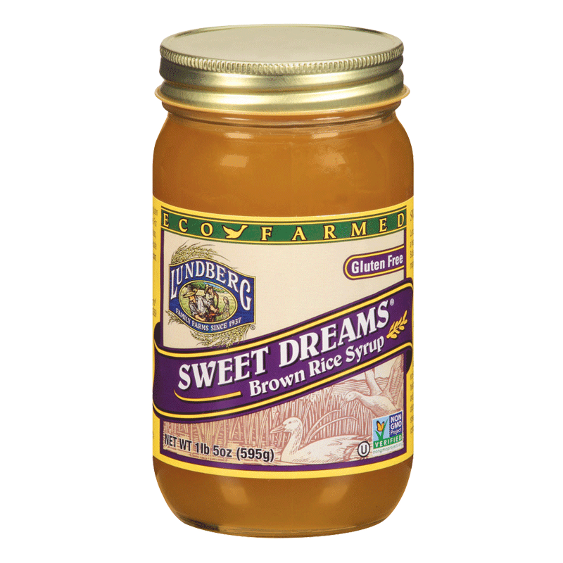 Food & Drink - Lundberg Family Farms - Brown Rice Syrup - 596g