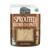 Food & Drink - Lundberg Family Farms - Organic Sprouted Brown Basmati Rice, 454g