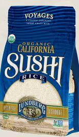 Food & Drink - Lundberg Family Farms - Organic Sushi Rice, 454g