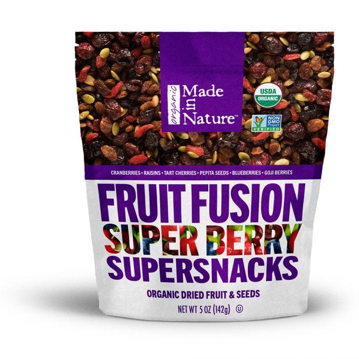 Food & Drink - Made In Nature - Super Berry Fusion, 142g