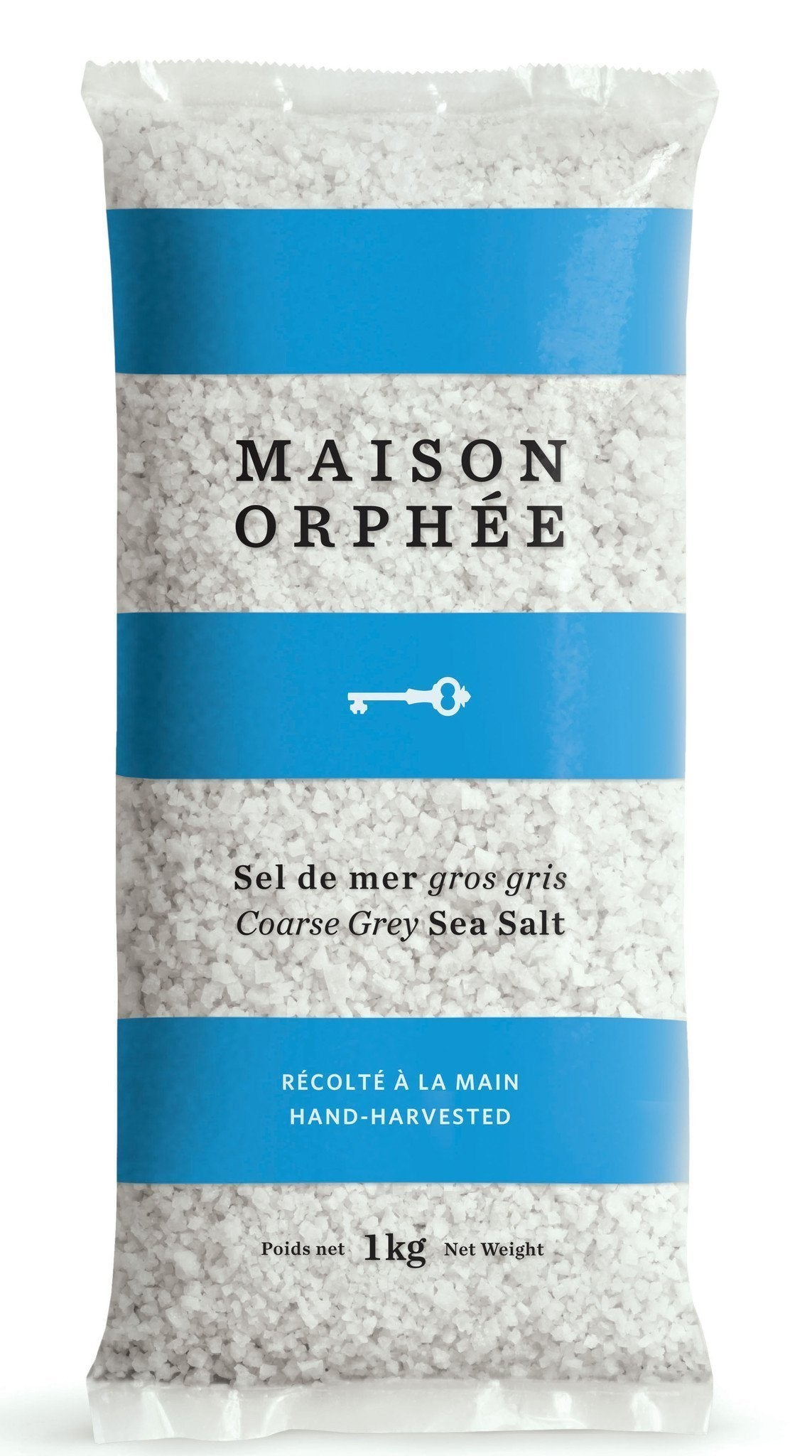 Food & Drink - Maison Orphee - Coarse Grey Sea Salt, 1kg
