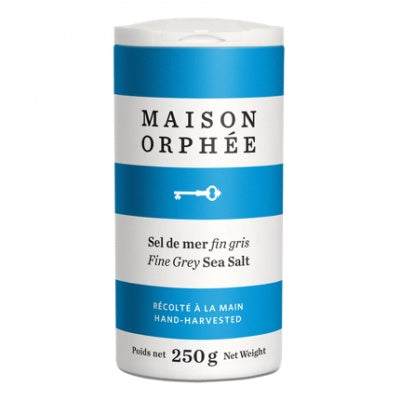 Food & Drink - Maison Orphee - Fine Grey Sea Salt, 250g