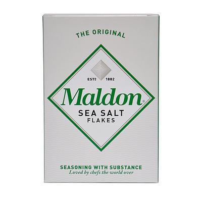 Food & Drink - Maldon - Sea Salt Flakes- 240g