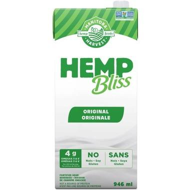 Food & Drink - Manitoba Harvest - Hemp Bliss - Original, 946ml