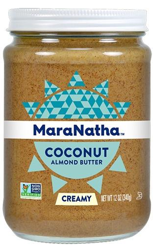 Food & Drink - MaraNatha - Coconut Almond Spread, 340g