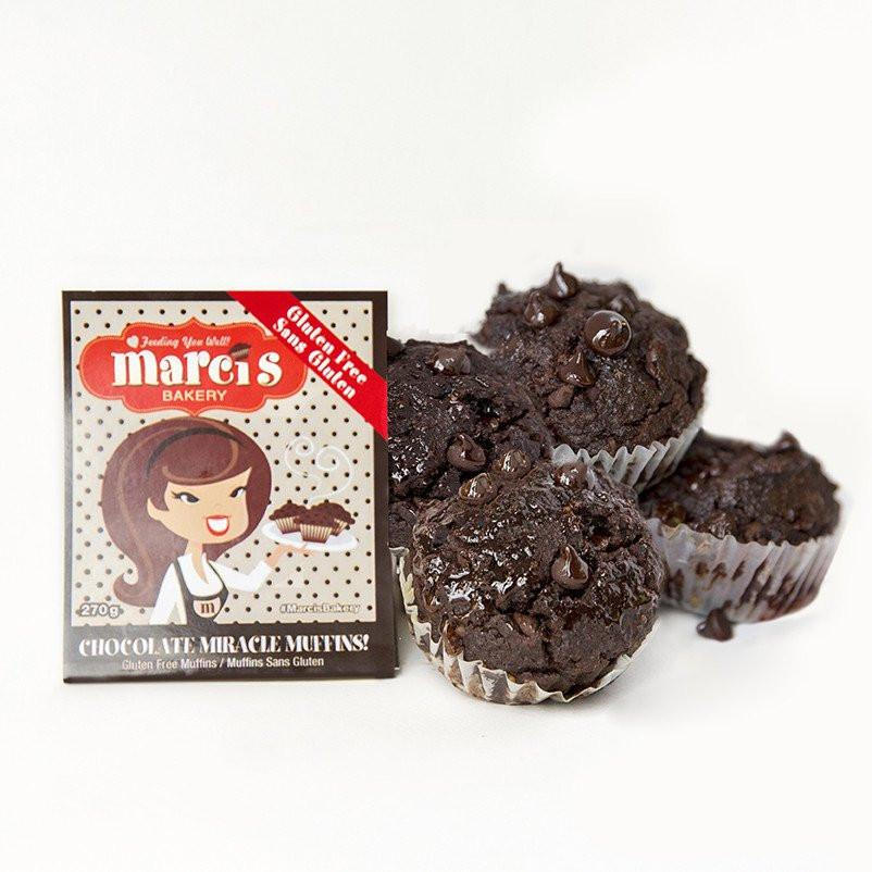 Food & Drink - Marci's Bakery - Chocolate Miracle Muffin - 240g