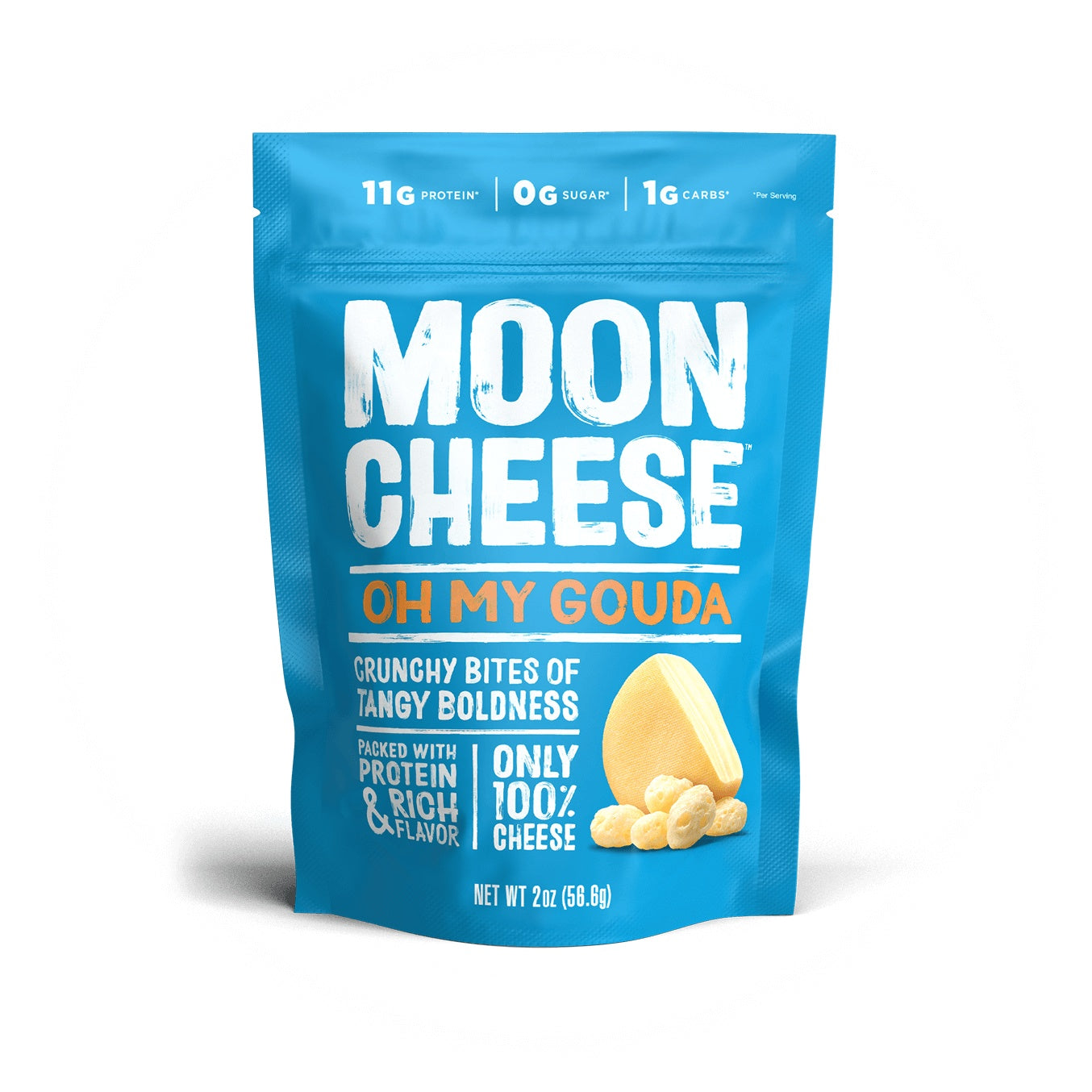 Food & Drink - Moon Cheese - Gouda - 57g