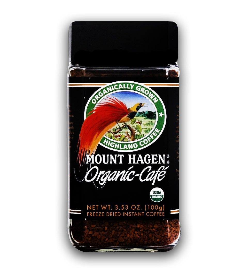 Food & Drink - Mount Hagen - Cafe Instant Coffee, 100g