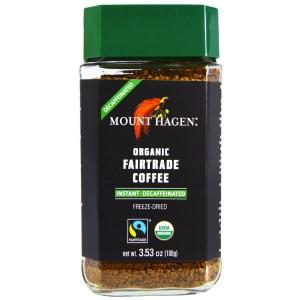 Food & Drink - Mount Hagen - Org Decaf Instant Coffee - 100g