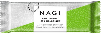 Food & Drink - NAGI - Apple Cinnamon Cranberry, 53g
