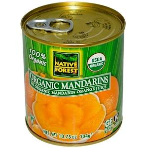 Food & Drink - Native Forest - Organic Mandarin Oranges, 304g