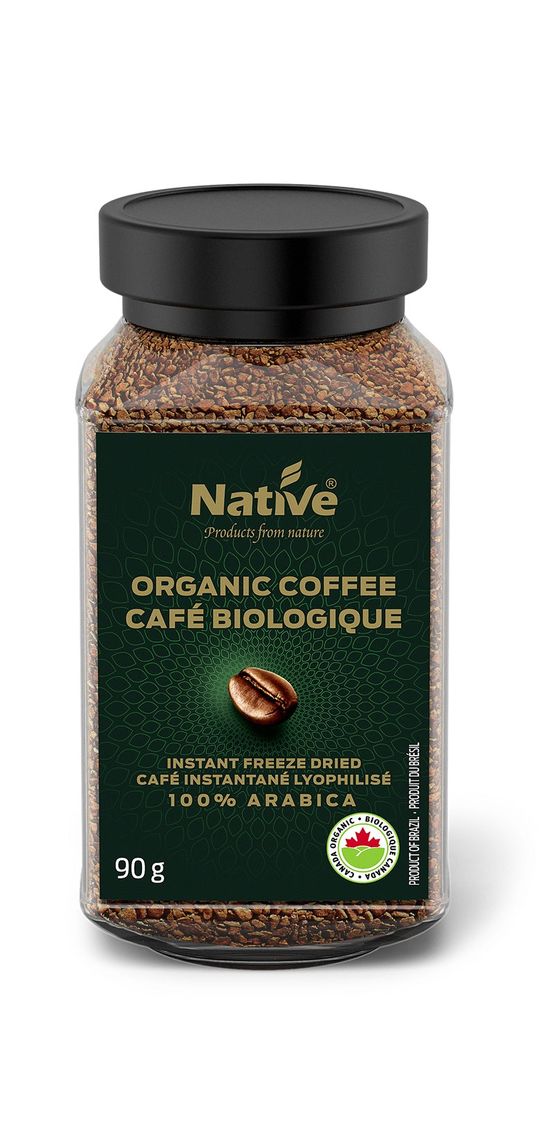 Food & Drink - Native - Freeze Dried Coffee - 90G