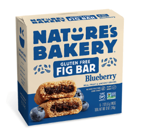 Food & Drink - Nature's Bakery - Gluten-Free Blueberry Fig Bar, 57g