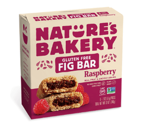 Food & Drink - Nature's Bakery  - Gluten-Free Raspberry Fig Bar, 57g
