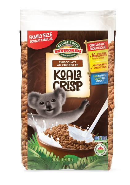 Food & Drink - Nature's Path - EnviroKidz Organic Koala Crisp, 725g
