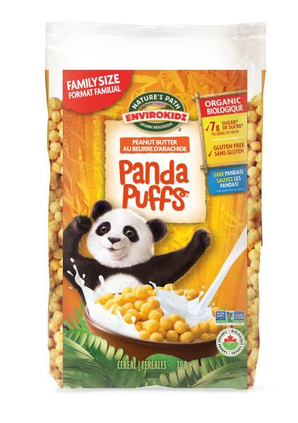 Food & Drink - Nature's Path - EnviroKidz Organic Panda Puffs, 700g
