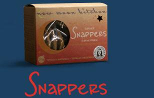 Food & Drink - New Moon Kitchen - Snappers, 275g