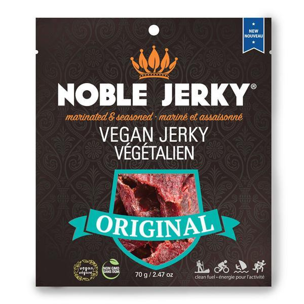 Food & Drink - Noble Jerky -Original, 70g