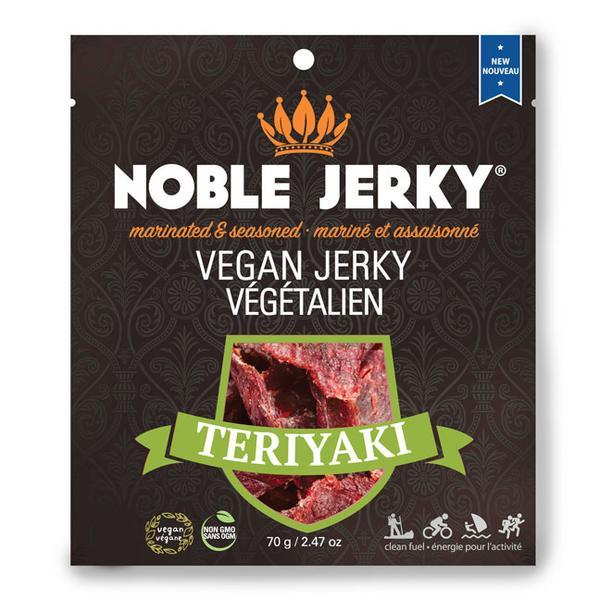 Food & Drink - Noble Jerky - Teriyaki, 70g