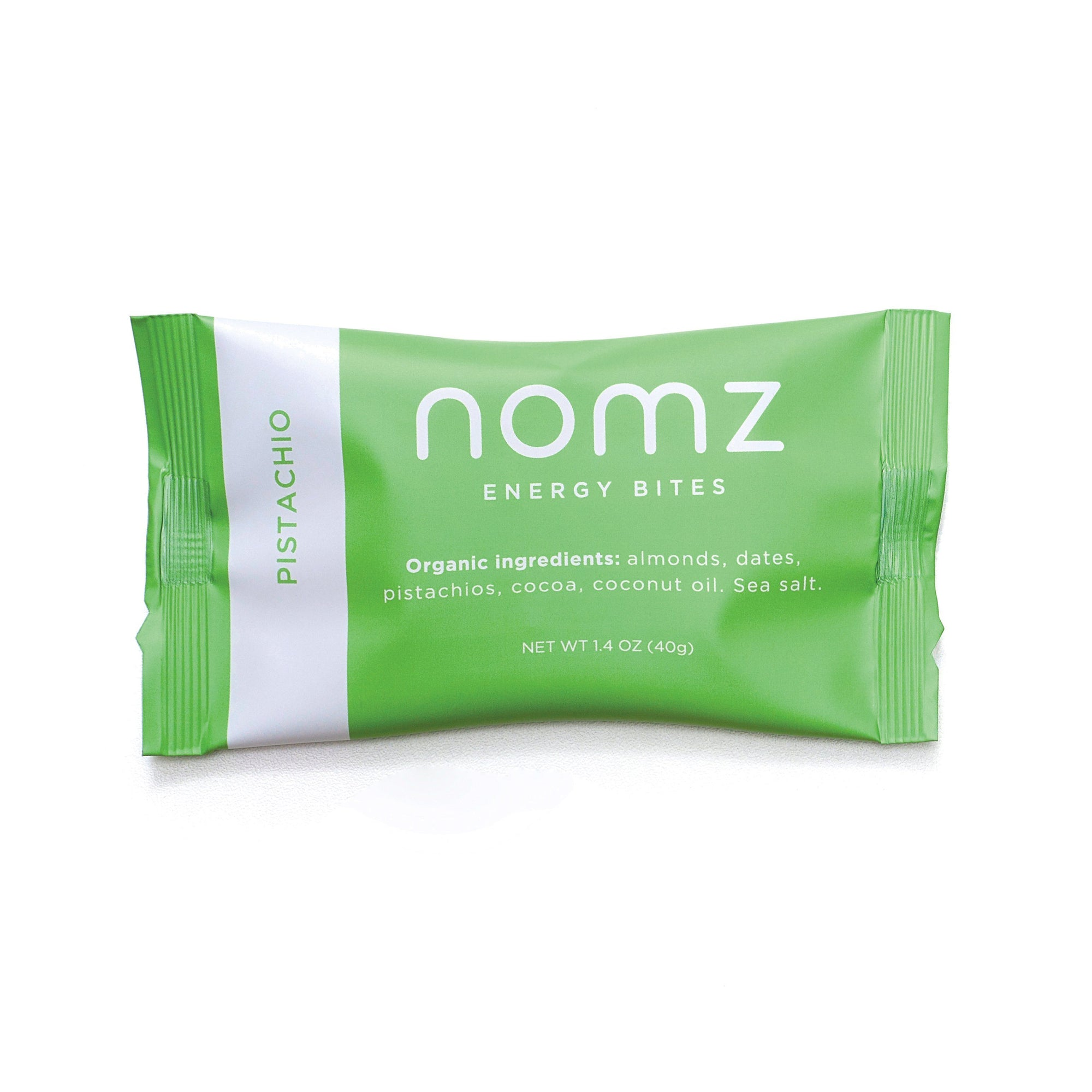 Food & Drink - Nomz - Energy Bites - Pistachio, 40g