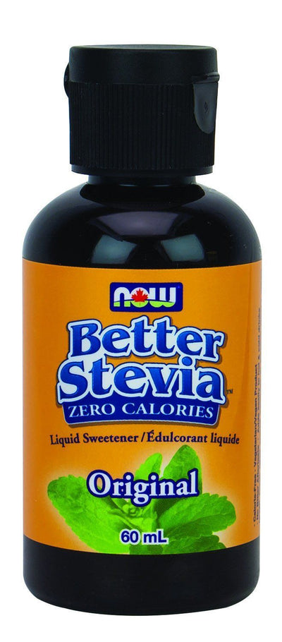 Food & Drink - NOW - Better Stevia Extract, 60ml