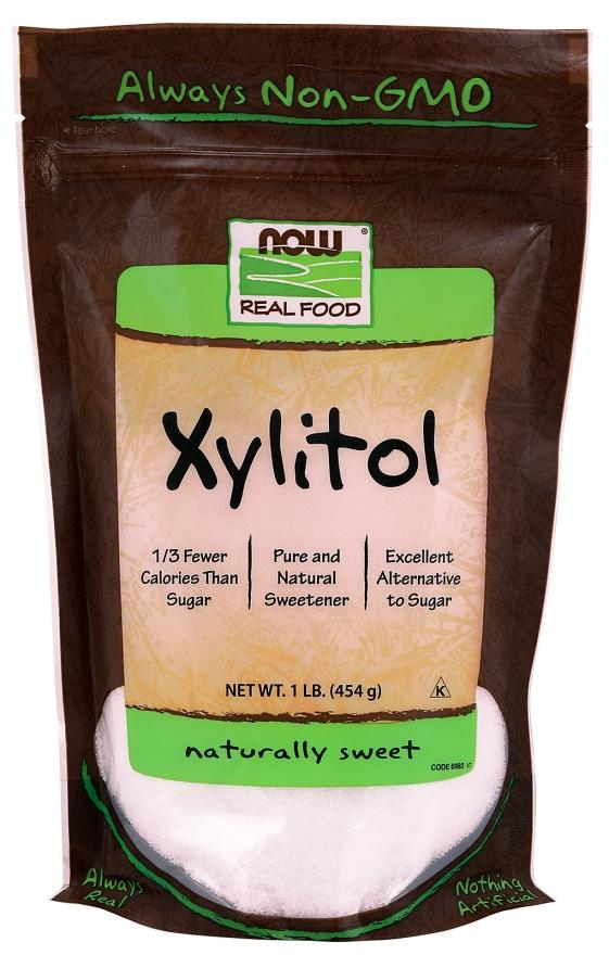 Food & Drink - NOW - Xylitol, 454g