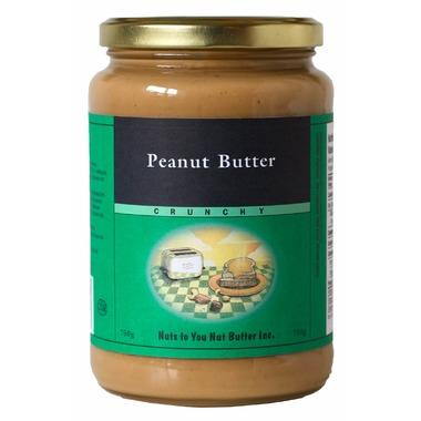 Food & Drink - Nuts To You Nut Butter Inc. - Peanut Butter Crunchy, 750G