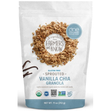 Food & Drink - One Degree Sprouted Vanila Chai 312g