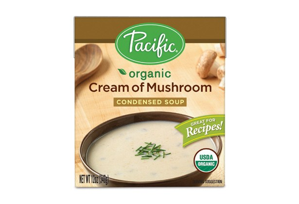 Food & Drink - Pacific - Organic Cream Of Mushroom Condensed Soup - 320ml