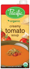 Food & Drink - Pacific - Organic Creamy Tomato Soup, 1L