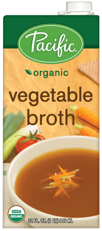 Food & Drink - Pacific - Organic Vegetable Broth, 946ml