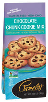 Food & Drink - Pamela's Products - Chocolate Chunk Cookie Mix, 386g
