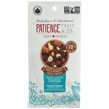 Food & Drink - Patience & Fruit Co. - Active Blend - Moka Moments, 35g