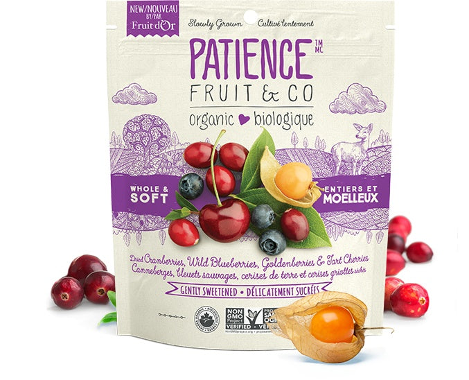 Food & Drink - Patience Fruit & Co - Four Berries With Apple Juice, 113g
