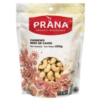 Food & Drink - Prana - Org Cashews - 250g