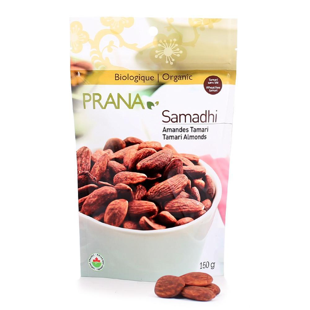 Food & Drink - Prana - Organic Samadhi Tamari Almonds, 150g