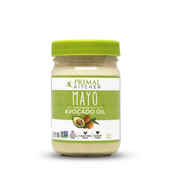 Food & Drink - Primal Kitchen - Mayonnaise, 354mL