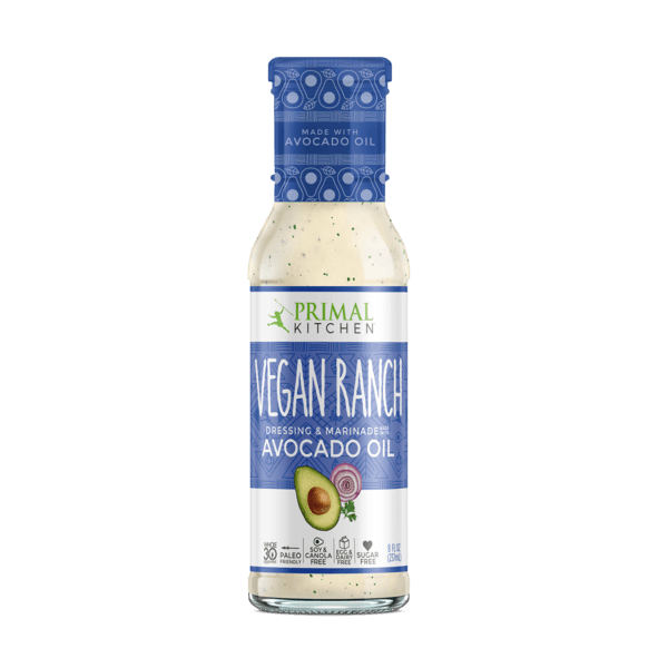 Food & Drink - Primal Kitchen - Vegan Ranch Dressing, 237mL