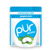Food & Drink - Pur Gum Peppermints - 22g