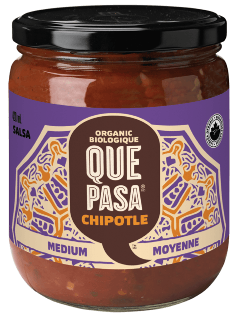 Food & Drink - Que Pasa - Salsa, Chipotle Medium, 420g