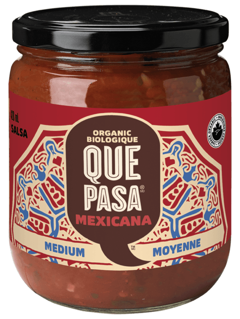 Food & Drink - Que Pasa - Salsa, Mexicana Medium, 420g