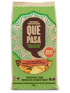 Food & Drink - Que Pasa - Tortilla Chips, Thin & Crispy, Twist Of Lime, 300g