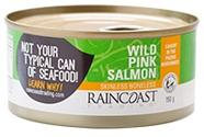 Food & Drink - Raincoast Trading - Wild Skinless Pink Salmon, 150g